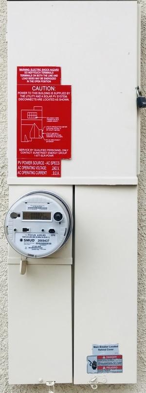 Emergency Preparedness Step 1 - Shut Off Power