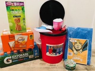 Give the Gift of Classroom Safety for Christmas This Year- A Teacher Lockdown Kit is every teacher's dream gift! PlanForAwesome.