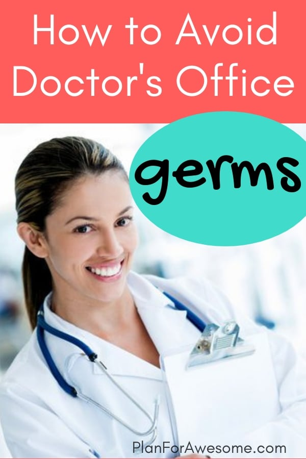 How to Avoid Doctor's Office Germs With Little Kids (Adults Too!) - I had never considered going to an online doctor til I read this post! The girl from PlanForAwesome.com tells you all about it, and it is surprisingly cheaper than an in-person visit to the doctor!!  Who knew?! #onlinedoctor #momlife