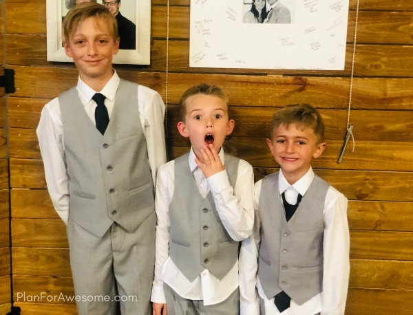 The BEST dress suits for boys; unbeatable quality, stylish, and affordable!  Perfect for all occasions including weddings, funerals, and church!