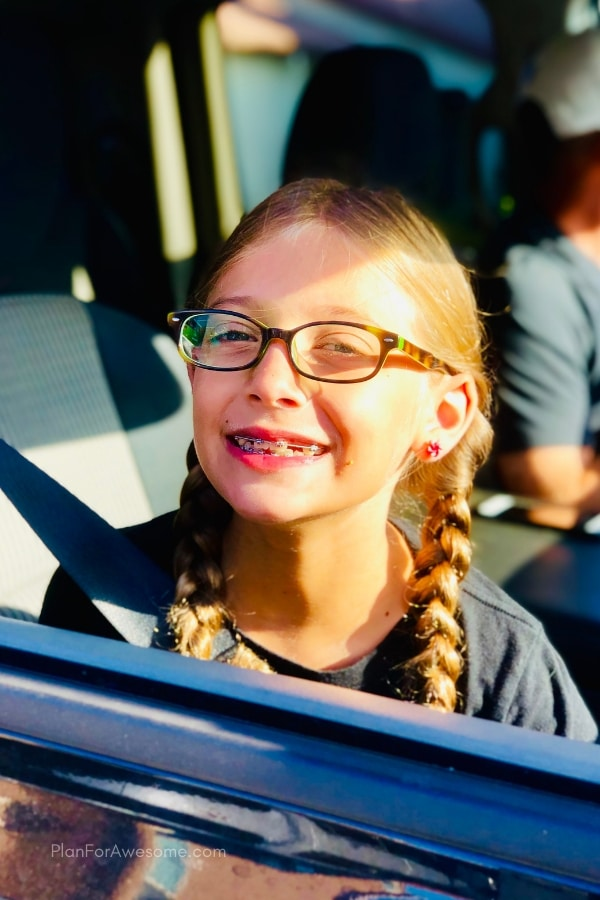These glasses are SO cheap and so dang cute!  Great quality and I love that they are so inexpensive that I can get several pairs for my daughter and not even feel guilty about it! #kidsglasses #kidglasses