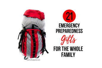 Awesome list of emergency preparedness gift ideas! I love the idea of gifting something useful like this to my family. This girl even has some good ideas for little kids that would still be fun and exciting to get as gifts but that can help your family get prepared for emergencies! #holidaygiftguide #christmasgiftideas
