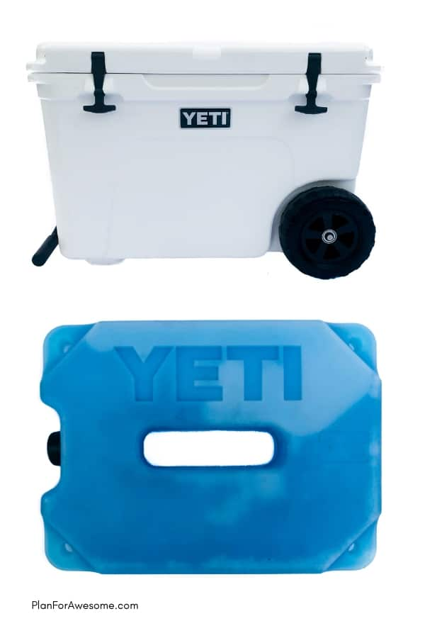 Great list of emergency preparedness gift ideas!  I love the idea of gifting something useful like a Yeti cooler or Yeti ice pack to my husband for Christmas.  He'd love it for day-to-day, but it would also double as a great way to be prepared for power outages! #holidaygiftguide #christmasgiftideas