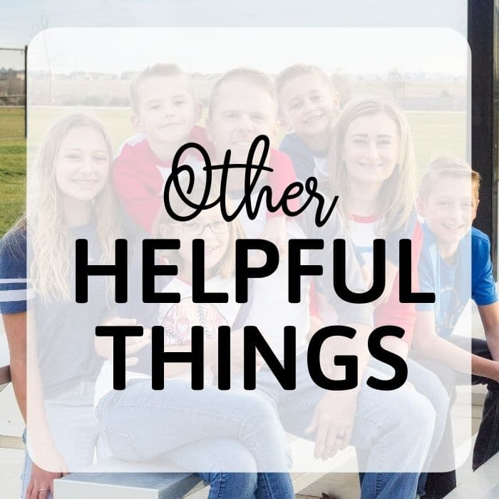 OTHER Helpful Things Category - PlanForAwesome